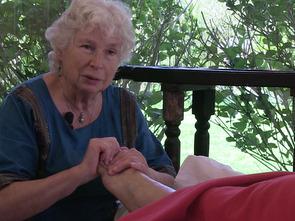 Le massage ayurvédique du pied au bol