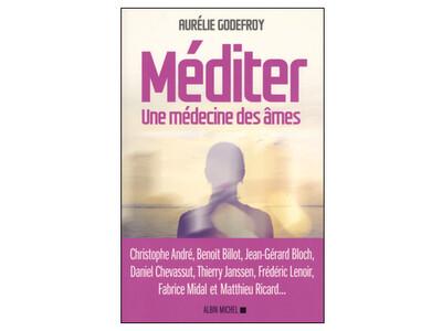 Méditer. Une médecine des âmes, d'Aurélie Godefroy