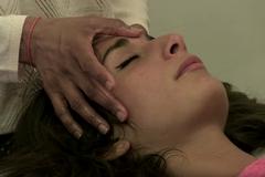 Nathalie Lefèvre a testé le massage énergétique