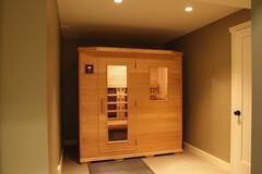Un sauna infrarouge à domicile