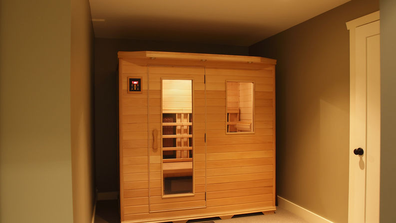 Un sauna infrarouge à domicile  - Alternative Santé