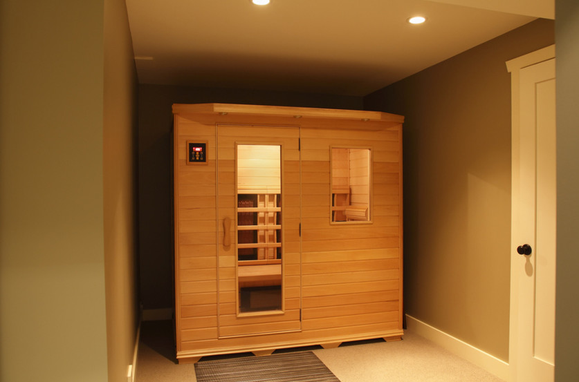 sauna la chaleur salvatrice des infrarouges alternative sant. Black Bedroom Furniture Sets. Home Design Ideas