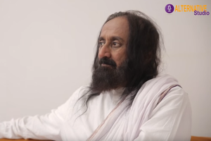 Sri Sri Ravi Shankar : Le but de la vie, c'est d'être heureux