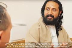 Le yoga anti-stress avec Swami Jyothirmayah