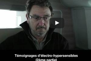 Témoignage d'électro-hypersensibles