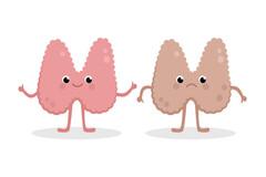Des carences nutritionnelles peuvent expliquer des hypothyroïdie subcliniques