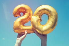 20 ans, le plus bel âge