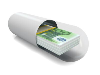 Le faible encadrement des prix du médicament, source de déficit public.