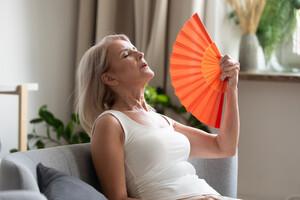 Lutter contre les symptomes de la ménopause