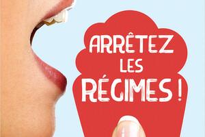 Arrêtez les régimes! de Laura Azenard, éd. Dangles.