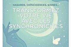 Transformez votre vie avec les synchronicités d'Isabelle Fontaine, éd. Eyrolles.