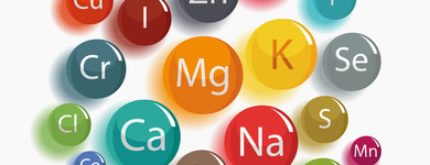 Sels minéraux et oligoéléments, indispensables à la vie