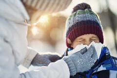 Le gingembre peut protéger contre les infections des voies respiratoires.