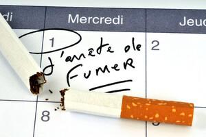 Si on profitait de la nouvelle année pour arrêter de fumer ?