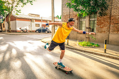 Pratiquer une activité sportive est bénéfique pour l'humeur et la sérénité.
