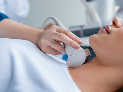 Examen de la thyroïde