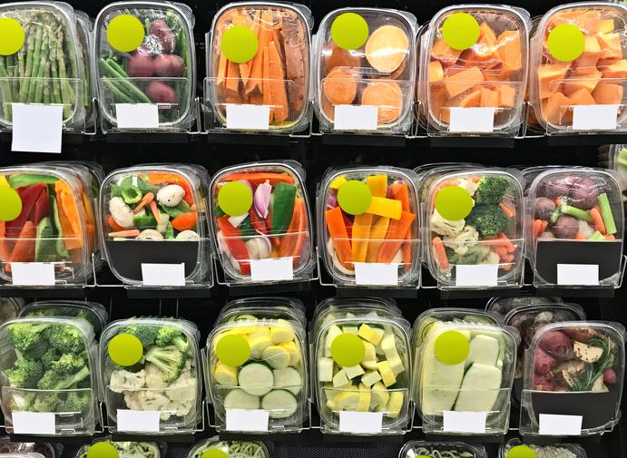 Le système immunitaire serait affaibli par des conservateurs alimentaires