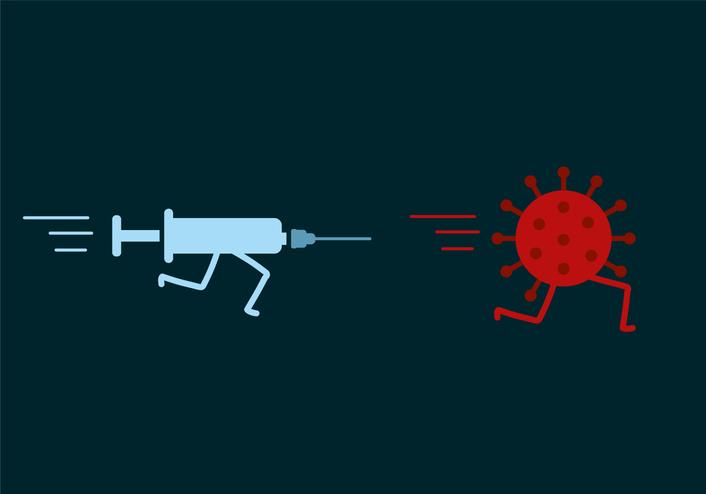 Quelques questions en suspens autour du vaccin Covid.  <br>Volet 1: précipitation