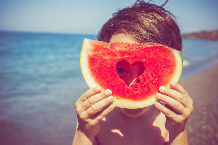 Fruits d'été : la pastèque a tout bon !