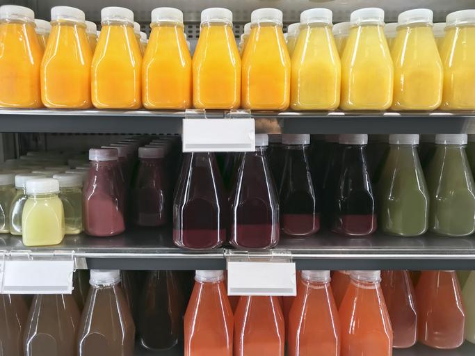 Les jus de fruits sur la sellette ? Boissons sucrées et risque accru de cancer