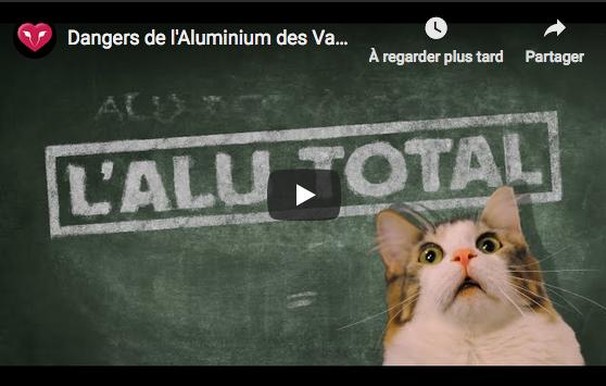 Dangers de l'Aluminium des Vaccins : L'ALU TOTAL !